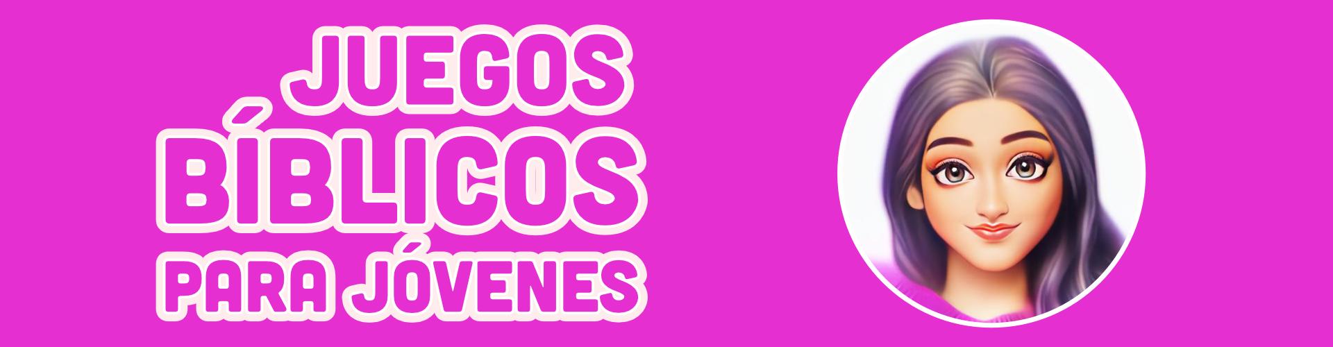 Juegos Bíblicos para Niños, Jóvenes y Adultos