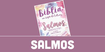 Salmos Volumen 1 en Sopa de Letras